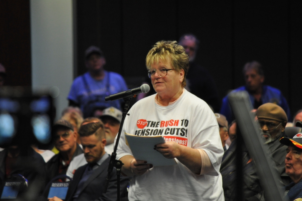 Teamster Union Member Shares her Thoughts